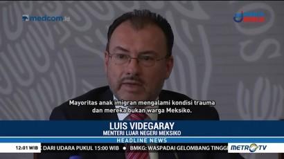 Meksiko Kecam Kebijakan Imigrasi AS