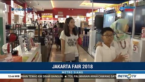 Jakarta Fair 2018 Tetap Ramai di Masa Libur Lebaran