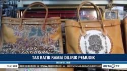Penjual Tas Batik di Malioboro Tuai Berkah di Libur Lebaran