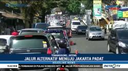 Jalur Alternatif Temanggung Menuju Jakarta Padat
