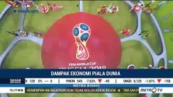 Piala Dunia 2018 tak Berdampak Signifikan pada Perekonomian Rusia