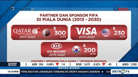 Merek Tiongkok Dominasi Iklan Piala Dunia 2018