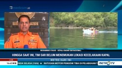 Basarnas <i>All Out</i> Cari Korban Tenggelamnya KM Sinar Bangun