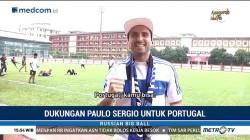 Kenangan Paulo Sergio Bersama Cristiano Ronaldo