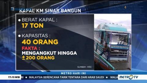 Fakta-fakta Seputar Kapal yang Tenggelam di Danau Toba