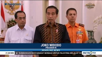 Jokowi Sampaikan Duka Cita pada Korban KM Sinar Bangun