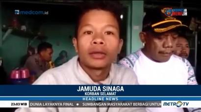Kesaksian Korban Selamat Tenggelamnya KM Sinar Bangun