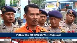 366 Petugas Gabungan Dikerahkan untuk Cari Korban KM Sinar Bangun