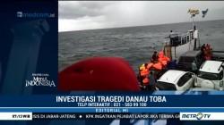 Investigasi Tragedi Danau Toba