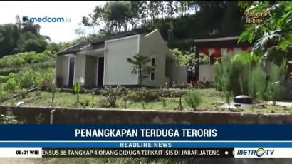 Tiga Terduga Teroris Ditangkap di Bandung Barat