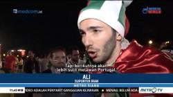 Suporter Optimis Iran Maju ke Fase Gugur
