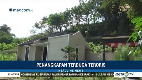 Tiga Terduga Teroris Ditangkap di Kabupaten Bandung Barat