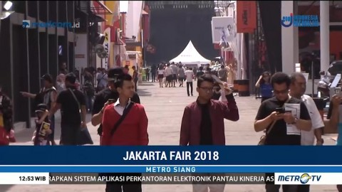 Jakarta Fair 2018 Jadi Ajang Pameran Berbagai Produk