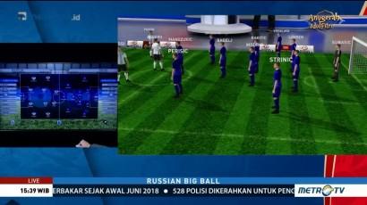 Perkiraan Formasi <i>Big Match</i> Argentina vs Kroasia