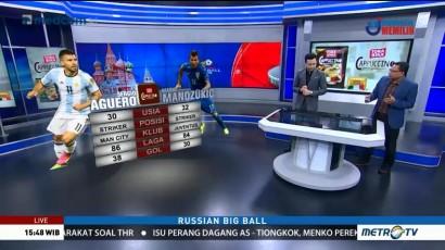 Hadapi Argentina adalah Laga Mudah untuk Kroasia?