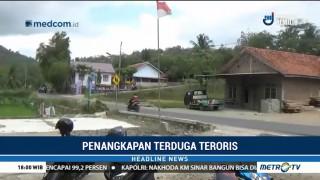 Densus 88 Tangkap Seorang Terduga Teroris di Kebumen