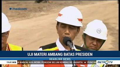 Jokowi Hormati Gugatan <i>Presidential Threshold</i>