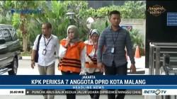 Tujuh Anggota DPRD Kota Malang Diperiksa KPK