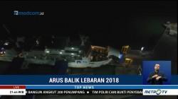 60% Pemudik Kembali ke Pulau Jawa Lewat Pelabuhan Merak