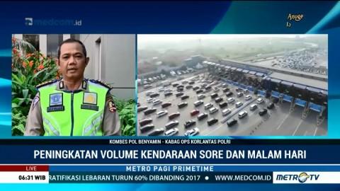 Angka Kecelakaan di Arus Mudik 2018 Menurun