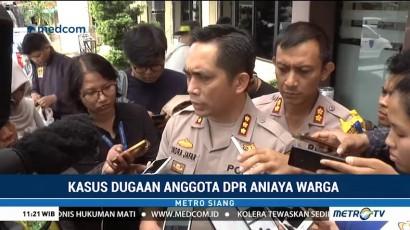 Polisi Tunggu Hasil Visum Korban Penganiayaan Diduga oleh Anggota DPR