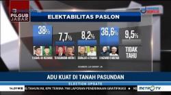 Relawan Jokowi Deklarasi Dukung TB Hasanudin-Anton