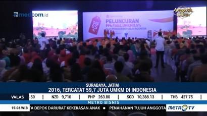 Jokowi Resmi Turunkan PPh Final Sektor UMKM Jadi 0,5%