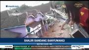 Video Amatir Banjir Bandang di Banyuwangi