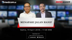 NewsMaker - Menapaki Jalan Hanif