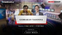 NewsMaker - Gebrakan Yasonna