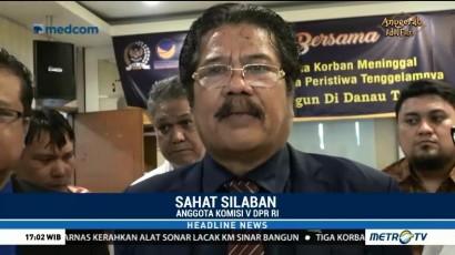 Komisi V akan Panggil Menhub Terkait KM Sinar Bangun
