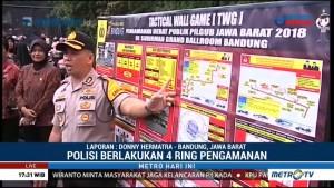 1500 Polisi akan Amankan Debat Pilgub Jabar