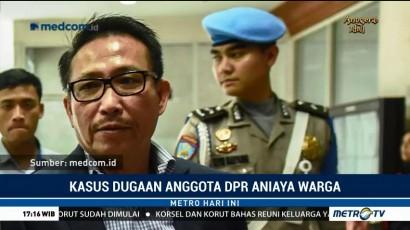 Anggota DPR Fraksi PDIP Dilaporkan Mengeroyok Warga