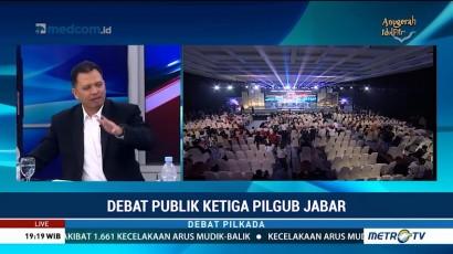 Ridwan Kamil Unggul di Survei Terbaru Poltracking