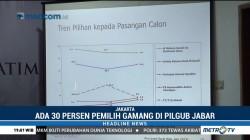 Debat Pilgub Jabar Jadi Ajang Yakinkan Pemilih Gamang