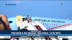 Jokowi Lanjutkan Kunjungan Kerja ke Bali