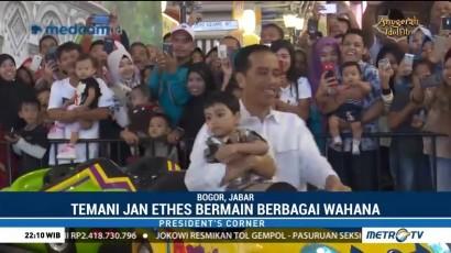Libur Lebaran Jokowi