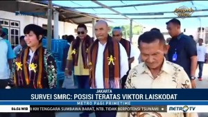 Survei SMRC: Victory-Joss Unggul di Pilgub NTT