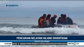 Pencarian Nelayan Hilang di Majene Dihentikan