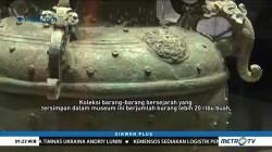 Mengunjungi Museum Bengbu di Tiongkok
