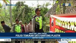 Polisi Temukan Kantong Plastik Berisi Janin di Magelang