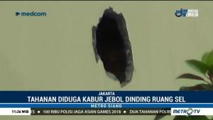 Tahanan Narkoba Polres Jakarta Timur Kabur