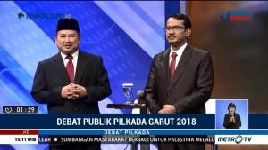 Debat Publik Kedua Pilkada Garut 2018 (1)