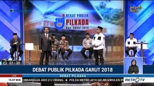 Debat Publik Kedua Pilkada Garut 2018 (4)