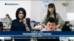 Chinese Start-ups: Attractive Women to Ease Coders' Stress