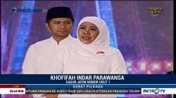 Debat Pamungkas Pilgub Jawa Timur (4)