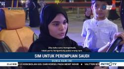 Arab Saudi Mulai Terbitkan SIM untuk Perempuan