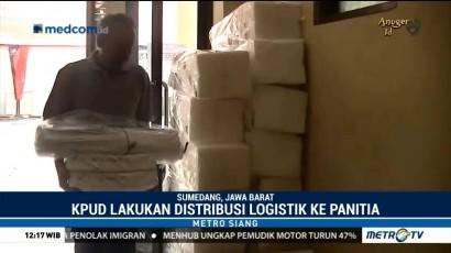 KPUD Bulukumba Kekurangan Logistik Pilkada Serentak 2018
