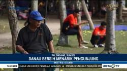 Danau Jakabaring Jadi Tujuan Wisata Baru di Palembang