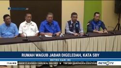 SBY Sebut Rumah Dinas Deddy Mizwar Digeledah